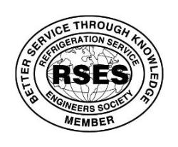 Refridgeration Service Engineers Society (RSES)